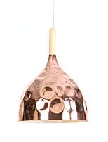 Недорогие -Подвесные лампы Потолочный светильник Электропокрытие Металл Творчество, Регулируется 110-120Вольт / 220-240Вольт / E26 / E27
