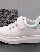 Недорогие -Мальчики / Девочки Обувь Микроволокно Весна / Осень Удобная обувь Кеды для Ребёнок до года Черный / Синий / Розовый