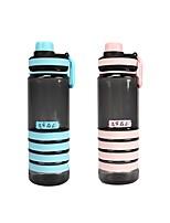 Недорогие -Drinkware Бутылка спорта Полипропилен + ABS Компактность Для занятий спортом