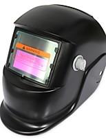 Недорогие -солнечный автоматический потемнение сварочный шлем 107 чистый цвет