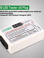 Недорогие -gj2b напряжение led lcd tv экран подсветка стабилизатор диод тестер метр лампа полоса шарик световая плата тестовый инструмент выход 0260v us plug