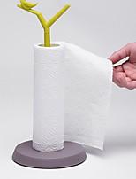 Недорогие -Держатель для туалетной бумаги Креатив Современный Пластик 1шт На стену