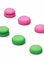 Недорогие -SWITCH Комплекты игровых аксессуаров Назначение Nintendo Переключатель ,  Портативные / Cool Комплекты игровых аксессуаров ABS 1 pcs Ед. изм