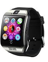 Недорогие -Q18 мужчины SmartWatch Android Android 3G Bluetooth водонепроницаемый монитор сердечного ритма громкой связи видеокамера таймер секундомер сна трекер найти мое устройство будильник / сообщество