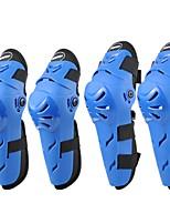 abordables -Équipement de protection moto pour Protège Coudes / Genouillère Homme ABS Gluant / Protection / Antiusure