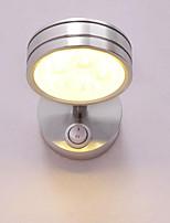 baratos -Estilo Mini LED / Moderno / Contemporâneo Luminárias de parede Quarto / Quarto de Estudo / Escritório Metal Luz de parede 110-120V / 220-240V 5 W