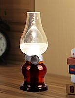 Недорогие -BRELONG® 1шт LED Night Light USB Диммируемая / Простота транспортировки / Украшение 5 V