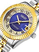 Недорогие -Жен. Дамы Спортивные часы Наручные часы Японский Кварцевый 30 m Защита от влаги Календарь Повседневные часы сплав Группа Аналоговый Роскошь На каждый день Серебристый металл / Золотистый -