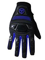 Недорогие -Полныйпалец Все Мотоцикл перчатки Углеродное волокно / Лайкра / Сетчатый материал Дышащий / Non Slip