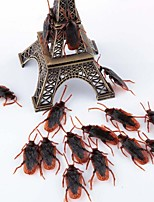 abordables -faux cafard cafard nouveauté regarder blague en forme de faux cafard cafard halloween enfants jouets