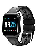 Недорогие -Indear TF9 Умный браслет Android iOS Bluetooth Smart Спорт Водонепроницаемый Пульсомер Измерение кровяного давления / Сенсорный экран / Израсходовано калорий / Длительное время ожидания / Секундомер