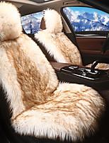 Недорогие -ODEER Подушечки на автокресло Подушки для сидений Черный / Бежевый / Серый Синтетическое волокно Общий Назначение Универсальный Все года Все модели