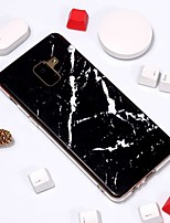 cheap -Case For Samsung Galaxy A6 (2018) / A6+ (2018) / Galaxy A7(2018) Pattern Back Cover Marble Soft TPU