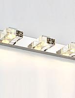 Недорогие -OYLYW Мини LED / Модерн Настенные светильники / Освещение ванной комнаты Спальня / Ванная комната Металл настенный светильник IP20 85-265V 3 W