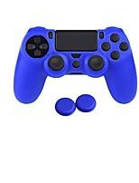 Недорогие -TOYILUYA Комплекты игровых контроллеров Назначение Sony PS4 ,  Портативные / Новый дизайн Комплекты игровых контроллеров Силикон 1 pcs Ед. изм