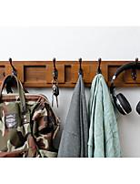 Недорогие -Крючок для халата Новый дизайн / Cool Современный Дерево 1шт На стену