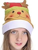 Недорогие -Жен. Для вечеринки / Активный Широкополая шляпа Геометрический принт