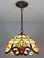 Недорогие -Спутник Подвесные лампы Рассеянное освещение Окрашенные отделки Стекло Стекло Несколько цветов, Творчество 110-120Вольт / 220-240Вольт