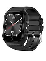 Недорогие -Kimlink X89 Смарт Часы Bluetooth GPS Израсходовано калорий Хендс-фри звонки Медиа контроль Фотоаппарат / WCDMA (2100MHz) / Android / Секундомер / Педометр / Напоминание о звонке