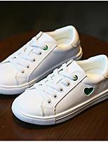 Недорогие -Мальчики / Девочки Обувь Полиуретан Наступила зима Удобная обувь Кеды для Дети Черный / Красный / Зеленый