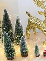 Недорогие -Праздничные украшения Новый год / Рождественский декор Рождество / Рождественские украшения Мультипликация / Для вечеринок / Декоративная Зеленый 1шт