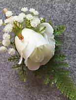 Недорогие -Жен. несовместимый Броши - Брошь Белый Назначение Свадьба / Официальные