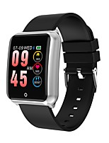 Недорогие -BoZhuo M39pro Умный браслет Android iOS Bluetooth Спорт Водонепроницаемый Пульсомер Измерение кровяного давления Педометр Напоминание о звонке Датчик для отслеживания сна Сидячий Напоминание будильник
