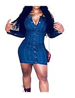 Недорогие -женское платье тонкой оболочки выше колена глубоко v