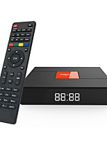 Недорогие -MAGICSEE c400 plus TV Box Android 7.1 TV Box Amlogic S912 3GB RAM 32Гб ROM