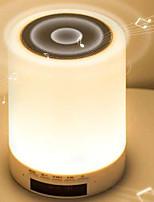 Недорогие -1шт будильник Детский ночной свет / Умный ночной свет Цветной USB Smart / Bluetooth / Диммируемая 5 V