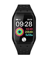 Недорогие -KUPENG A88S Смарт Часы Android iOS Bluetooth Smart Водонепроницаемый Пульсомер Измерение кровяного давления Сенсорный экран / Длительное время ожидания / Педометр / Напоминание о звонке