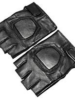 Недорогие -Half-палец Все Мотоцикл перчатки Полиуретановая кожа Быстровысыхающий / Non Slip