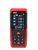 Недорогие -UNI-T UT395A/UT395B/UT395C 0.05M~100M Лазерный дальномер Держать в руке / USB-выход для интеллектуального измерения дома / для инженерных измерений / для строительства