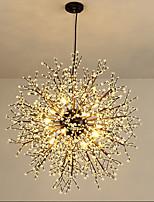 baratos -8-luz Circular Lustres Luz Ambiente Acabamentos Pintados Metal Criativo 110-120V / 220-240V Branco Quente / Branco Frio / G4