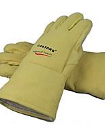 Недорогие -Защитные перчатки for Безопасность на рабочем месте Высокая термостойкость 0.5 kg