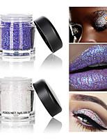 abordables -10 couleurs Fards à Paupières Le fard à paupières Portable / durable Etanche Maquillage Quotidien / Maquillage de Fête Maquillage Cosmétique