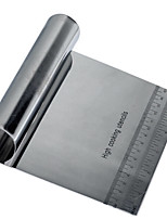 baratos -Ferramentas bakeware Aço Inoxidável Nova chegada / Faça Você Mesmo Uso Diário / Utensílios de Cozinha Inovadores Rectângular Ferramentas de massa 1pç