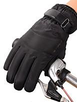 Недорогие -Полныйпалец Муж. Мотоцикл перчатки Полиэстер Сохраняет тепло / Износостойкий / Non Slip