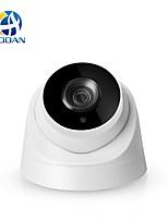 Недорогие -jooan® 720p и домашние купольные камеры видеонаблюдения с 3,6-миллиметровыми видеокамерами подключаются и воспроизводятся