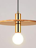 Недорогие -Оригинальные Подвесные лампы Рассеянное освещение Электропокрытие Металл Новый дизайн 110-120Вольт / 220-240Вольт Теплый белый