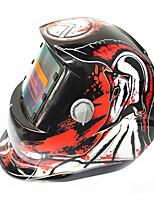 Недорогие -солнечный автопотемный сварочный шлем 107 копье смерти