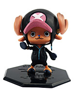 Недорогие -Аниме Фигурки Вдохновлен One Piece Tony Tony Chopper ПВХ 7 cm См Модель игрушки игрушки куклы