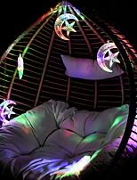 Недорогие -2м Гирлянды 48 светодиоды Разные цвета Декоративная 220-240 V 1 комплект