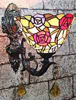 billiga -Kreativ / Vackert Tiffany / Retro / vintage Vägglampor / Badrumsbelysning Sovrum / Inomhus Harts vägg~~POS=TRUNC 110-120V / 220-240V 25 W