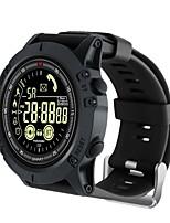 Недорогие -KUPENG EX17S Смарт Часы Android iOS Bluetooth Спорт Водонепроницаемый Израсходовано калорий Длительное время ожидания Медиа контроль / Педометр / Напоминание о звонке / Датчик для отслеживания сна