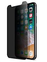 Недорогие -Asling Apple Защитная пленка для iphone 11 / iphone 11 pro / iphone 11 pro max 9h твердость защитная пленка для всего тела 1 шт. конфиденциальность закаленное стекло