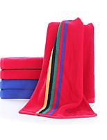 abordables -Qualité supérieure Serviette de sport, Rayé Polyester / Coton 1 pcs
