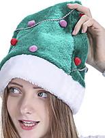 Недорогие -Жен. Для вечеринки Широкополая шляпа Горошек