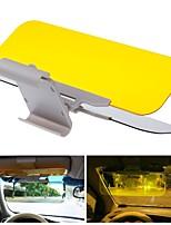 Недорогие -anti-glare автомобильный солнцезащитный козырек день ночь hd зрение вождение зеркало тень зрение протектор