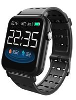 baratos -Indear Y6pro Pulseira inteligente Android iOS Bluetooth Smart Esportivo Impermeável Monitor de Batimento Cardíaco Podômetro Aviso de Chamada Monitor de Atividade Monitor de Sono Lembrete sedentária